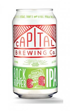 Capital - Rock Hopper Ipa 6.1
