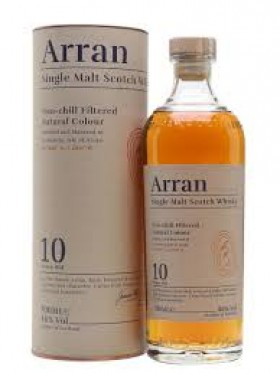 Arran 10 Year Old