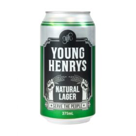 Young Henrys - Natural Lager Can