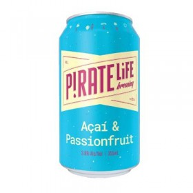 Pirate Life Acai and Passionfruit