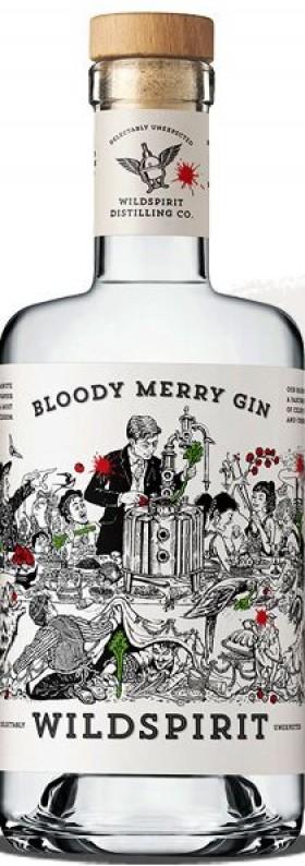 Wildspirits Bloody Merry Gin