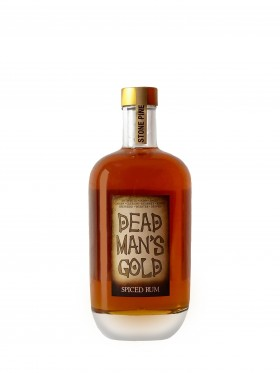 Stone Pine Dead Mans Gold Spiced Rum