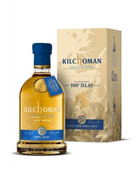 Kilchoman 100% Islay 9th Edition.