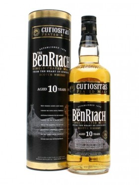 Benriach - Curiositas 10 Year Old