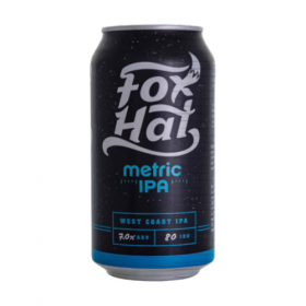 Fox Hat - Metric Ipa