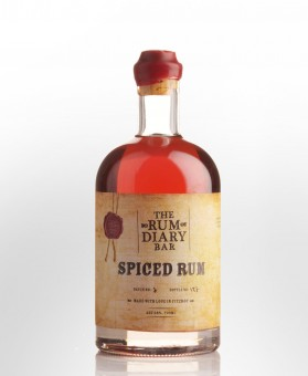 The Rum Diary - Spiced Rum