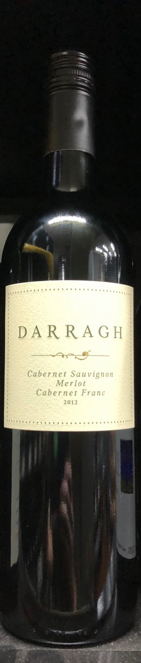 Darragh - Bordeaux Blend