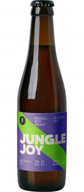 Bbp Jungle Joy Mango Pass Dubbel