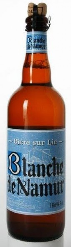 Blanche De Namur Wit Beer 750ml