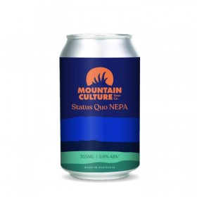 Mountain Culture Status Quo Neipa