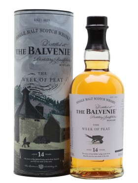 The Balvenie Stories Week Of Peat 14yo