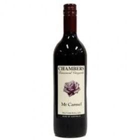 Chambers - Mt Carmel Liqueur Port