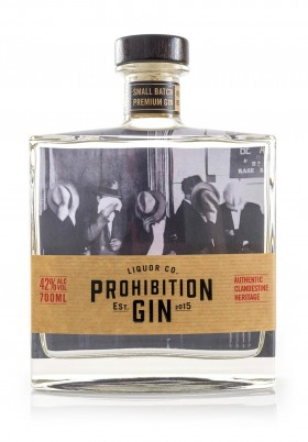 Prohibition - Gin 42% 700ml