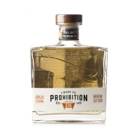 Prohibition - \'bathtub Cut\'