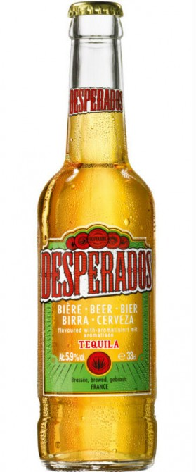 Desperados - Lager With Tequila