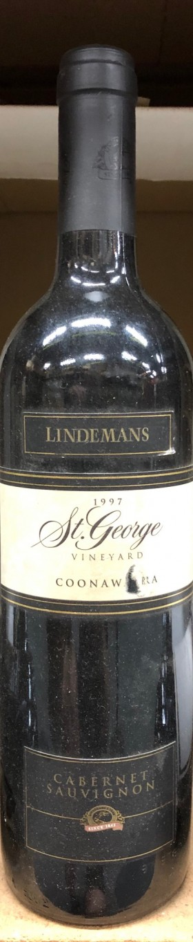 Lindemans - St George 1997