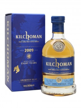 Kilchoman 2009 Vintage Box Not Included