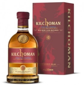 Kilchoman - Red Wine Cask