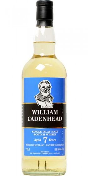 Cadenhead - Islay 7yo 57.6%