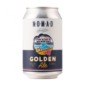 Nomad Classic Golden Ale