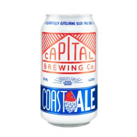Capital Brew - Coastal Ale 4.3
