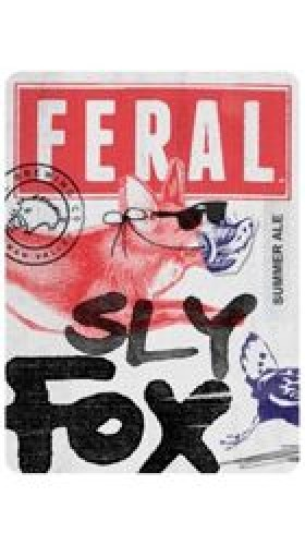 Feral - Sly Fox Summer Cans