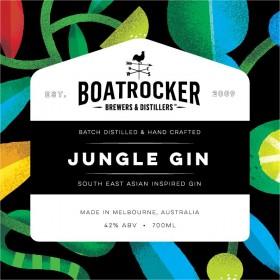 Boatrocker Jungle Gin