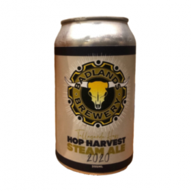 Badlands Hop Harvest Steam Ale
