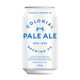 Colonial Brewing - Pale Ale