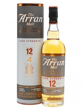 Arran - 12 Year Old Cask Strength