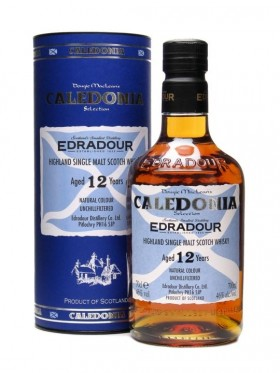 Edradour - Caledonia 12yo