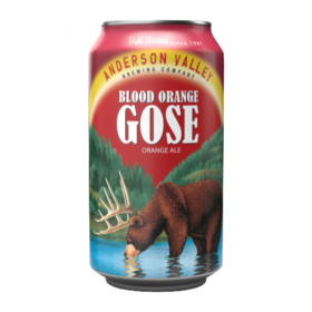 Anderson Valley Blood Orange Gose Can