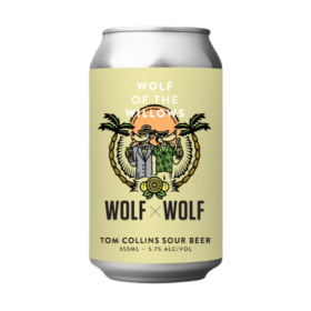 Wolf Of The Willows Tom Collins Sour