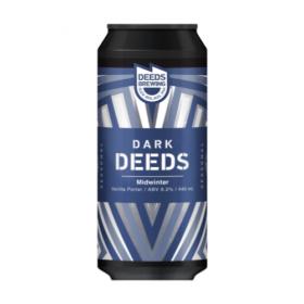 Dark Deeds Midwinter Vanilla Porter