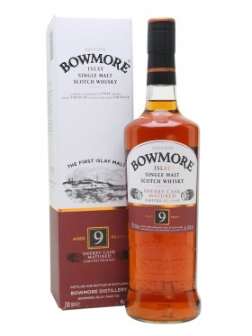 Bowmore - 9 Year Old