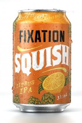 Fixation - Squish Cirus Ipa