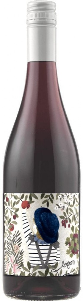 Logan - Blushing Millie Pinots