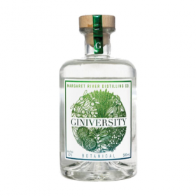 Giniversity - Botanical Gin 500ml