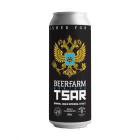 Beer Farm Tsar Whiskey Ba Russian Imperial Stout
