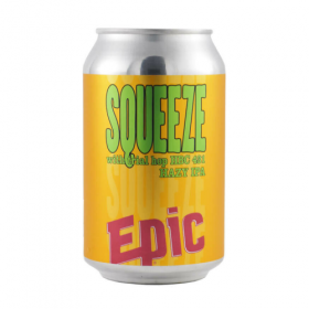 Epic Squeeze Hazy Ipa Cans