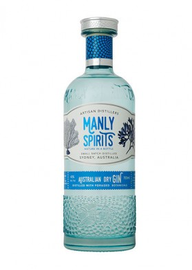 Manly - Spirits Dry Gin