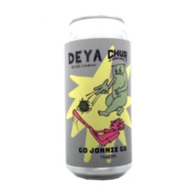Chur Brewing Deya Go Johnnie Go Hazy Ipa