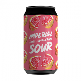 Hope Estate Imperial Pink Grapefruit Sour