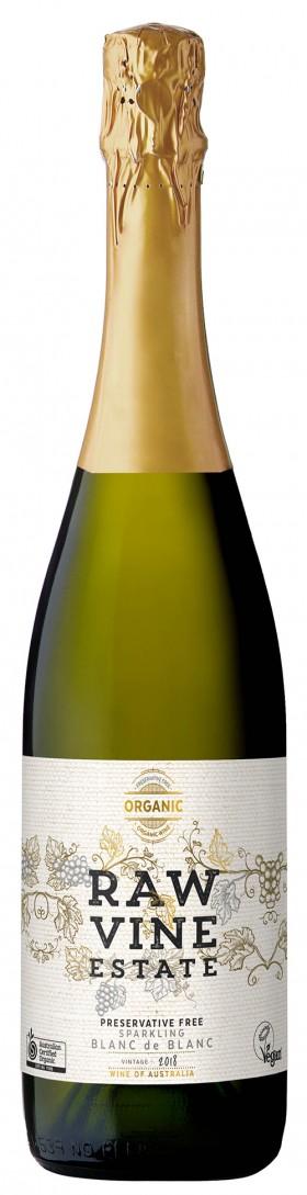 Raw Vine - Sparkling Blanc De Blanc
