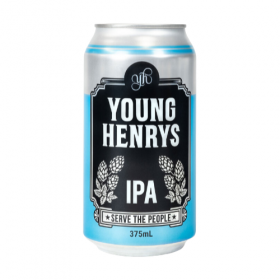 Young Henrys Ipa Cans