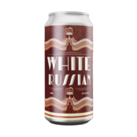 Hargreaves White Russian White Coffee Stout