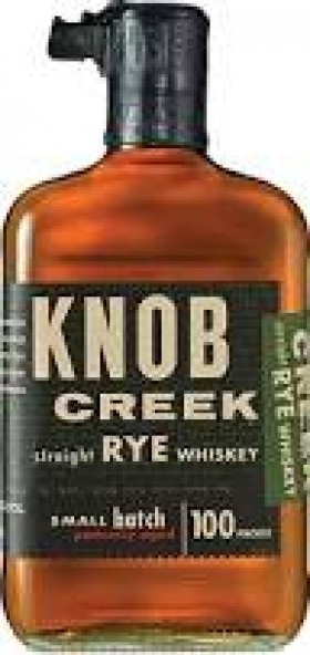 Knob Creek - Rye 100 Proof