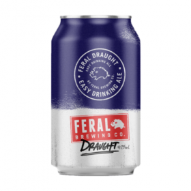 Feral Draught Cans