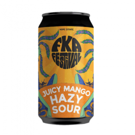 Hope Estate Fka Juicy Mango Hazy Sour