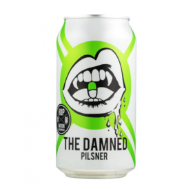 Hop Nation The Damned Nz Pilsner Cans
